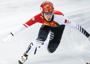 短道速滑世界杯北京站:武大靖犯规遭淘汰