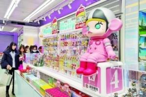 """从小众收藏到大众消费 潮流玩具""""潮""""在哪里?"""