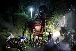 台湾陆委会:台铁事故中有一名大陆学生轻微擦伤
