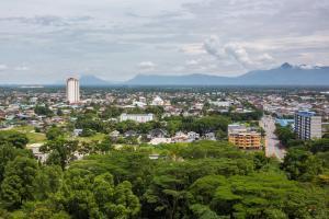 马来西亚升级沙捞越州5个县防疫措施至最严级级别
