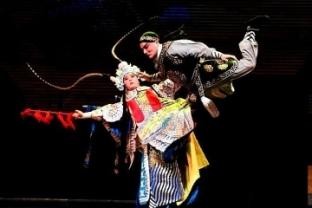 长三角戏曲博物馆在江苏盐城 九剧种同台献艺