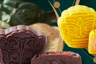 文艺范十足的月饼,你还舍得吃吗?