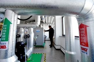 助力碳中和,北京城市副中心在行动