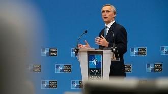 美媒:北约秘书长称中俄是北约峰会首要议题