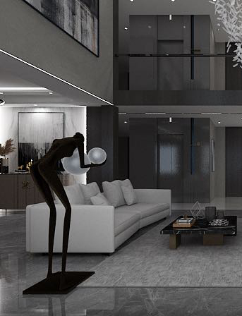 艾普奖 庄子峰荣获2021第四届国际空间设计大赛十大别墅设计师