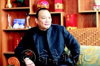 """要把供应商、经销商当成自家人——鲁酒""""少帅""""、花冠集团董事长刘念波的经营之道"""