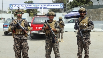 U.S. says will judge Taliban gov't by its actions