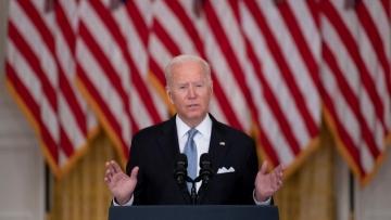 Biden says chaos from U.S. Afghan drawdown unavoidable