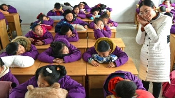 China sets minimum sleeping hours for primary, secondary students