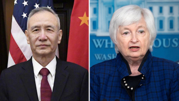 Chinese, U.S. senior officials hold video talks over economic ties