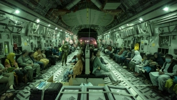 Australian military evacuates citizens from Afghanistan
