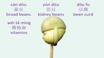 Vegetables 蔬菜(3)