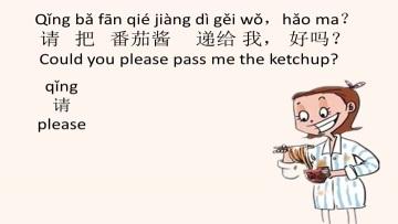 Good Manners 礼貌 (3)