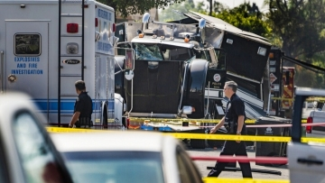 Feds: Los Angeles bomb technicians caused major explosion