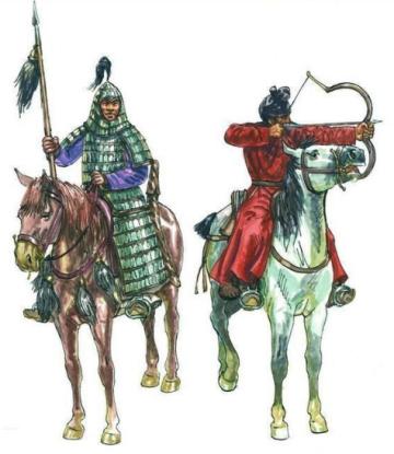 实战对抗骑射真的可以血虐骑枪?东征时期的骑士给你实战现身说法