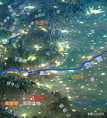 航拍河南南阳机场,航站楼只有8400平方米,千万人口的大城市