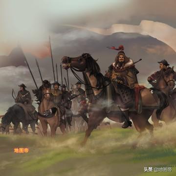 匈奴鲜卑蒙古困扰中原两千年,到清朝为何就不行了?