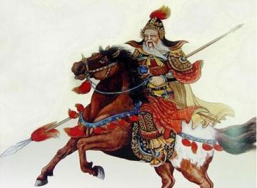 仆固怀恩叛变,郭子仪单枪匹马勇闯回纥大营,重定边疆