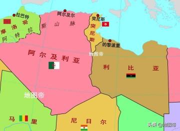 北非故事多,突尼斯历史比罗马早,利比亚人后悔吗?