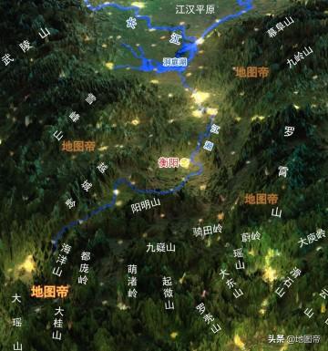 航拍衡阳南岳机场,你看航站楼造型像什么?