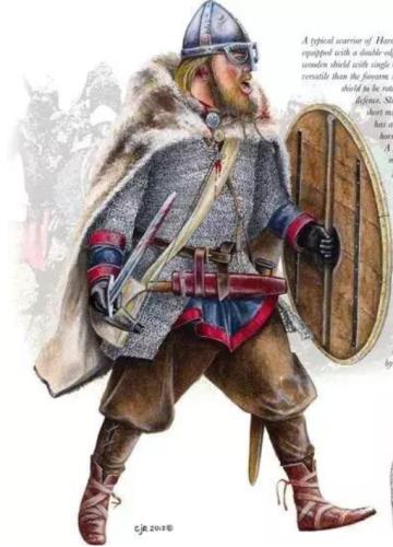 阿尔弗雷德大帝都吐血,诺曼征服为啥惨败?只怪萨克逊佬走北欧风