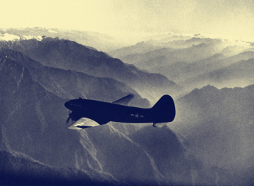 二战时开辟的驼峰航线,为什么被称为世界上最危险的航线