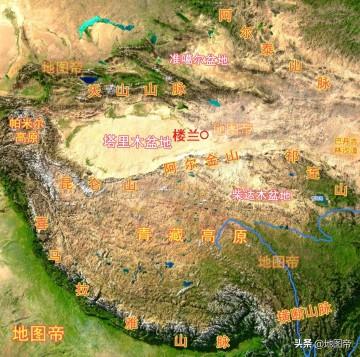 楼兰古城是被风沙所埋吗?