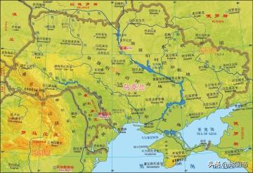 第聂伯河对乌克兰意味着什么?