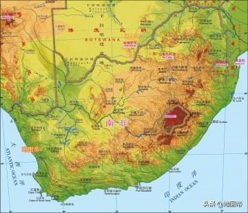 南非为何不兼并国中国莱索托?