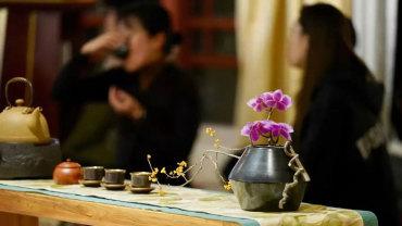 """玉佛禅寺将于9月19日举办指月禅茶""""仲秋雅集"""""""