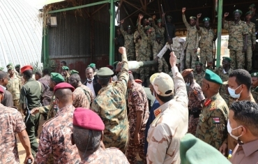 外媒:苏丹挫败未遂政变
