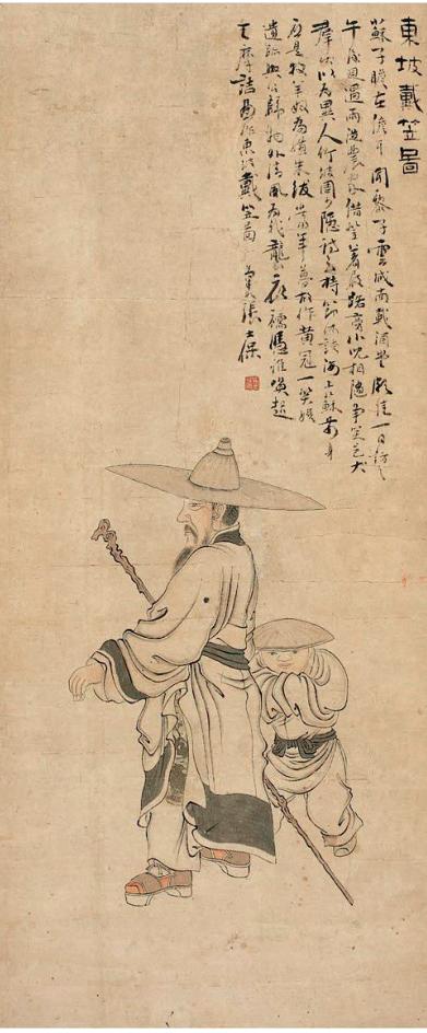 苏轼如何对待昔日迫害自己的老友?仍按约定见最后一面?