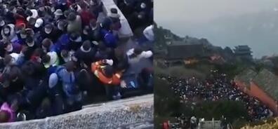 晚报 多地景区游客爆满 拜登称中国高铁居世界前列