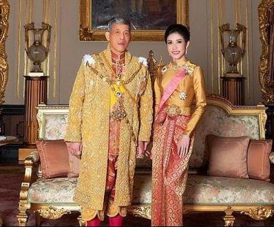 68岁泰国国王被曝再当爸 神秘妃子诞下小王子