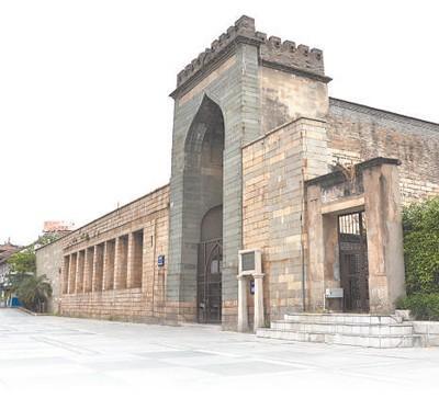 始建于北宋的清净寺。资料图片