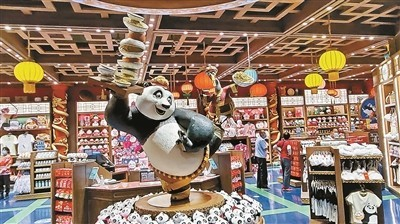 收好攻略!大小朋友一起玩转北京环球度假区