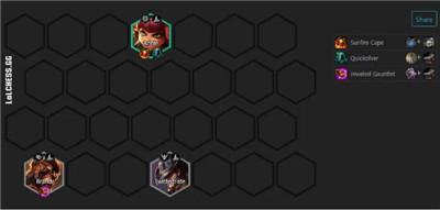 云顶之弈命运之轮2云顶宝典棋盘奖励介绍 S4.5龙魂法师赌火男开局天赋阵容搭配攻略