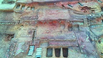 云南大理发现南诏时期官家寺庙建筑群 发现建筑基址14座等