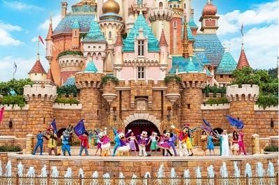 香港迪士尼双11奇妙同庆惊喜大促 抢先无忧囤货 尽享优惠