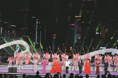 粤港澳大湾区(广州)文化周系列活动开幕 三大篇章奏响文化同源之歌