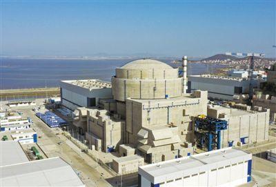 """""""华龙一号"""":打响中国自主三代核电品牌"""
