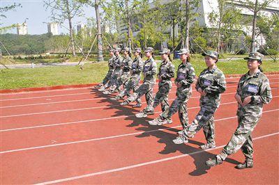 江苏省军区组织社会招考文职人员强化集训