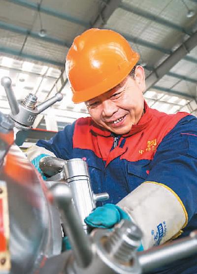 暖暖的!新增就业目标提前实现(2020,稳步走向高质量发展②)