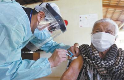 接种中国新冠疫苗