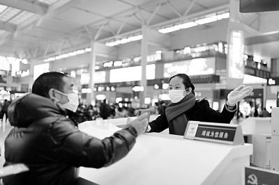 """进站乘车方便快捷 旅客服务走到""""心上"""""""