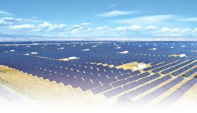 清洁能源,助力低碳发展