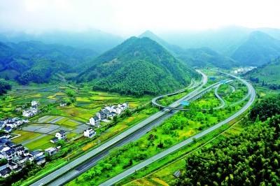 景婺黄高速公路:看见中国的诗画与远方