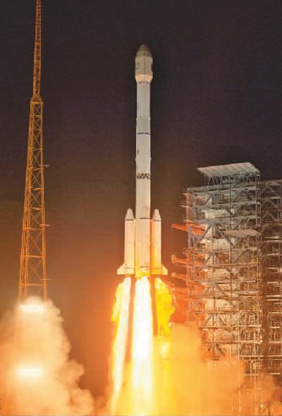 中国火箭残骸落区控制更准了