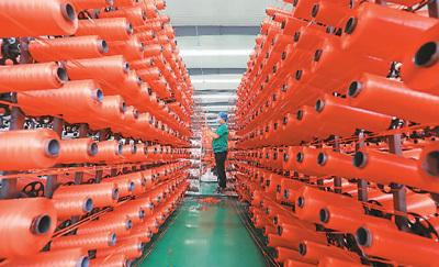 中国经济稳中向好态势明显(锐财经)
