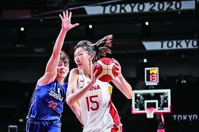中国女篮:遗憾止步八强